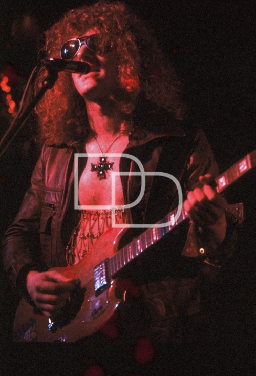 Ian Hunter - The Rainbow Theatre '72