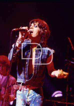 Col 1 Mick Jagger - Rotterdam '73